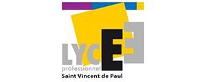 Logo de Lycée professionnel privé Saint-Vincent de Paul