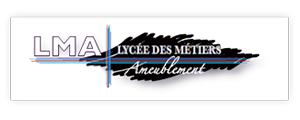Logo de Lycée professionnel des métiers de l'ameublement