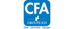 Logo de IGS - CFA IGS bureautique appliquée