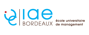 Logo de IAE Bordeaux, école universitaire de management, Université de Bordeaux