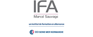 Logo de CFA - IFA Marcel Sauvage