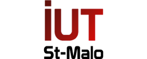 Logo de IUT de Saint-Malo, Université Rennes 1
