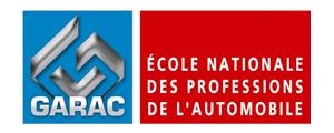 Logo de CFA du GARAC Ecole nationale des professions de l'automobile