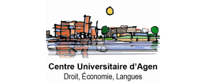 Logo de DEJA - Département d'études juridiques d'Agen, Université de Bordeaux