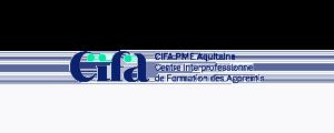 Logo de CIFA PME - Centre interprofessionnel de formation des apprentis des PME