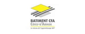Logo de CFA du bâtiment des Côtes d'Armor