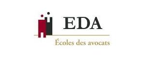 Logo de EDA - Ecole des avocats du Sud-Est