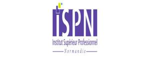 Logo de ISPN - Institut Supérieur Professionnel de Normandie