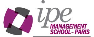 Logo de Institut Pour l'Expertise Management School