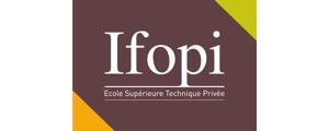 Logo de IFOPI - Ecole Supérieure Technique Privée