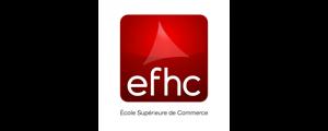 Logo de EFHC Ecole Supérieure de Commerce International