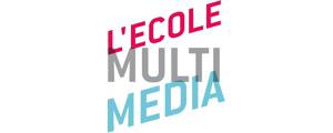 Logo de L'Ecole Multimédia