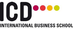Logo de ICD - Institut international du commerce et du développement - groupe IGS