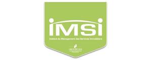 Logo de Institut du Management des Services Immobiliers
