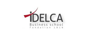 Logo de IDELCA Business school