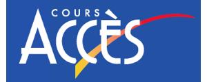 Logo de Cours Accès - Bordeaux