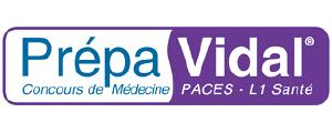 Logo de Prépa Vidal - Toulouse