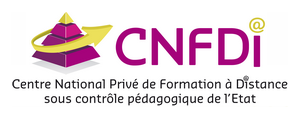Logo de Centre National de Formation à DIstance