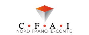 Logo de CFAI-ADFP-NFC - CFA de l'industrie du Nord Franche-Comté centre d'Exincourt