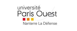 Logo de Université Paris Ouest Nanterre La Défense