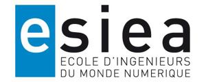 Logo de ESIEA Ecole supérieure d'informatique électronique automatique