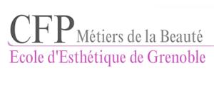 Logo de CFP Ecole d'Esthétique à Grenoble