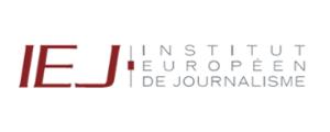 Logo de IEJ - Institut européen de journalisme de Paris
