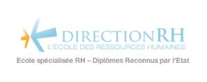 Logo de Direction RH - L'école des ressources humaines