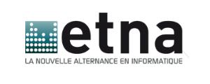 Logo de ETNA - Alternance