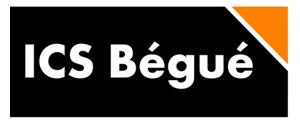Logo de ICS Bégué