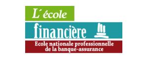 Logo de Ecole Financière - Paris