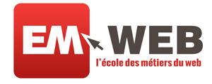 Logo de EM Web