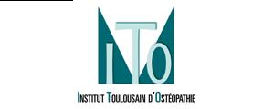 Logo de ITO Institut Toulousain d'Ostéopathie