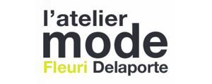 Logo de Atelier de mode Fleuri Delaporte (Ecole Conte)
