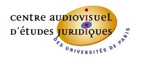 Logo de Centre Audiovisuel d'Études Juridiques