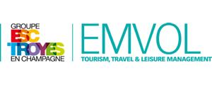 Logo de Ecole supérieure de Tourisme de Troyes