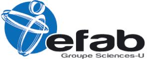 Logo de EFAB - Groupe Sciences-U