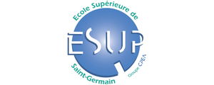 Logo de ESUP - Ecole supérieure de Saint Germain en Laye