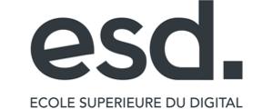 Logo de ESD - Ecole Supérieure du Digital