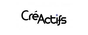 Logo de CréActifs
