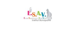 Logo de Ecole Supérieure d'Aide Vétérinaire Paris - Institut Bonaparte