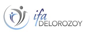 Logo de IFA Robert Delorozoy