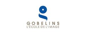 Logo de CFA CCIP - Gobelins l'école de l'image