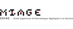 Logo de IUP MIAGE-ESIAG Université Paris-Est Créteil