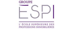 Logo de Ecole supérieure des professions immobilières - Campus de Nantes