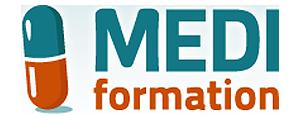 Logo de Medi Formation