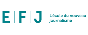 Logo de EFJ - Ecole française de journalisme Bordeaux
