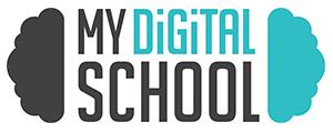 Logo de My digital School