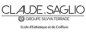 Logo de L'Ecole Claude Saglio