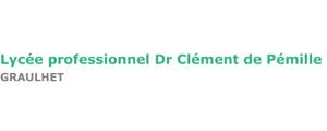 Logo de Lycée Professionnel Clément de Pémille